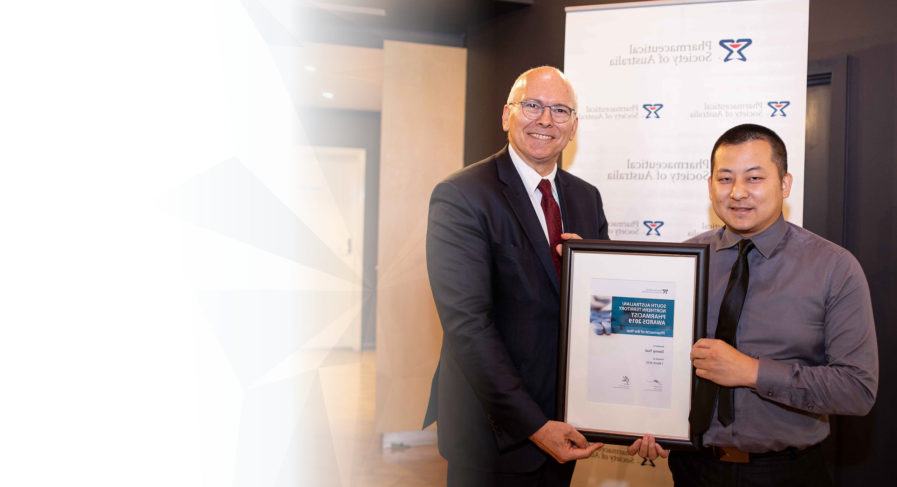 SA/NT Pharmacist Awards