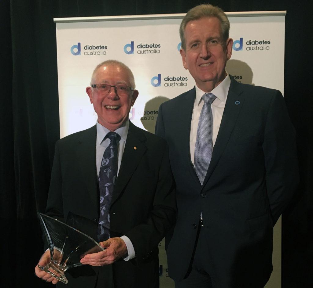 John Bell wins award
