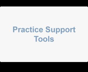 GPP Practice support tools